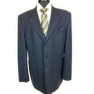Alexandre Of London Mens Nazy Blazer Jacket